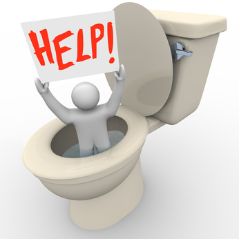 Does Your Toilet Continue To Run Water Long After You