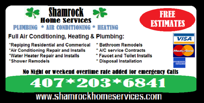 Shamrock Home Services