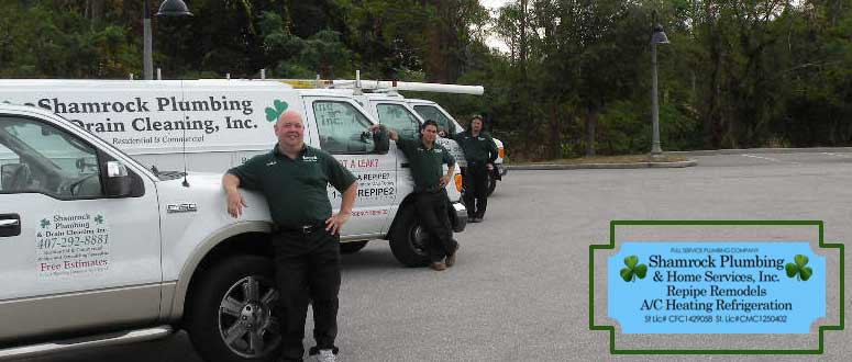 Drain Cleaning Service In Lake Mary Drain Cleaning In